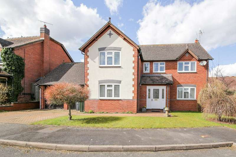 4 Bedrooms Detached House for sale in Tenbury Wells, Worcestershire. WR15 8HX
