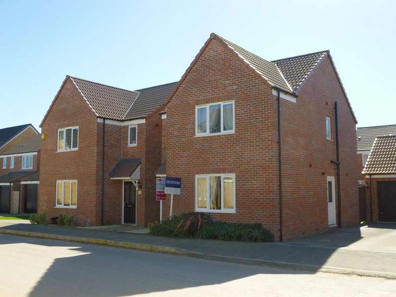 3 Bedrooms Detached House for sale in Blue Albion Street, Retford, DN22 7WZ