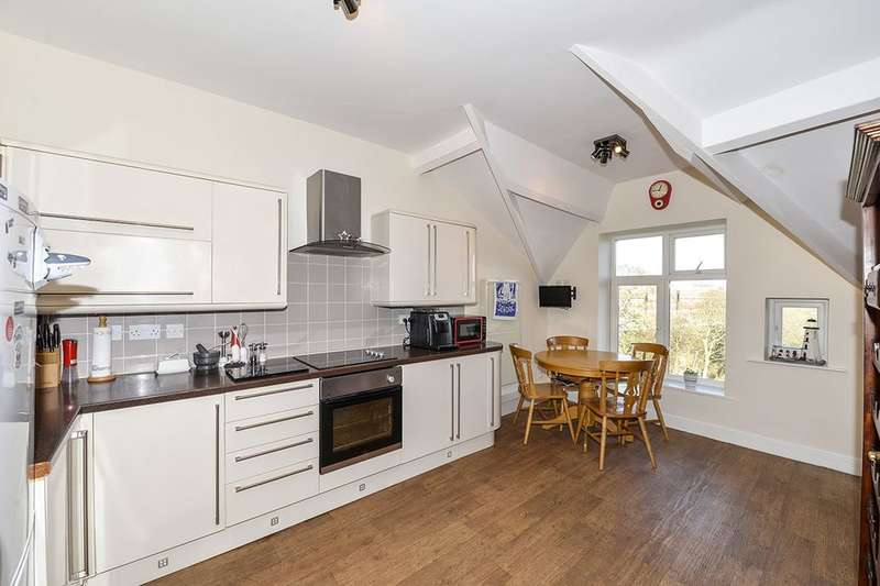 2 Bedrooms Flat for sale in Belmont Road, Scarborough, YO11