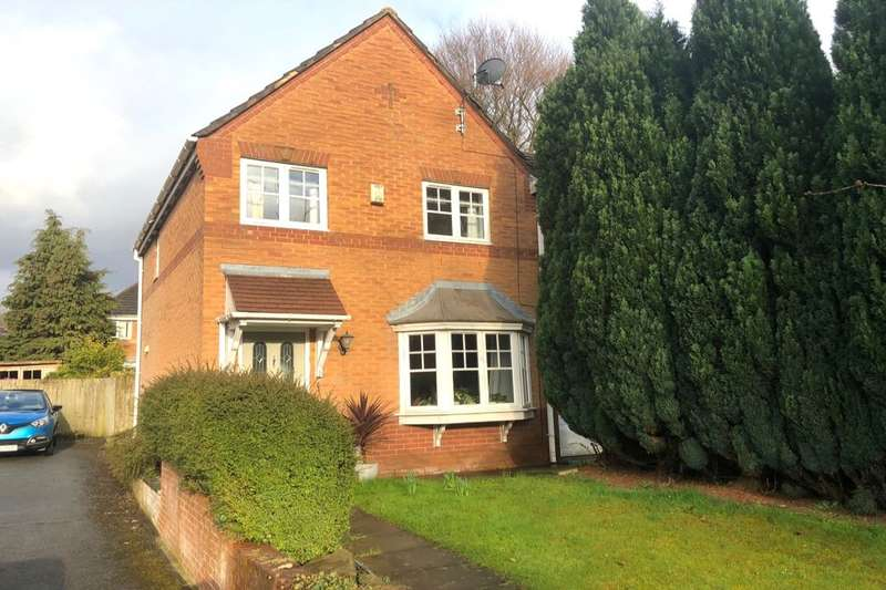 2 Bedrooms Terraced House for sale in Tideway Close, Salford, M7