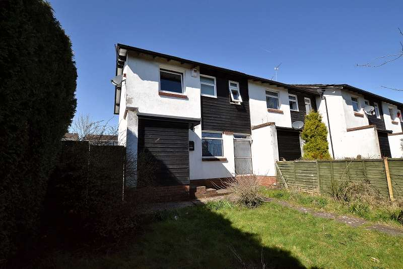 3 Bedrooms End Of Terrace House for sale in 199 Hill Rise, Llanedeyrn, Cardiff. CF23 6UN