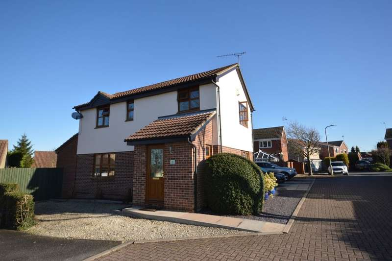 4 Bedrooms Detached House for sale in Buttercup Close, Narborough, Leicester, LE19