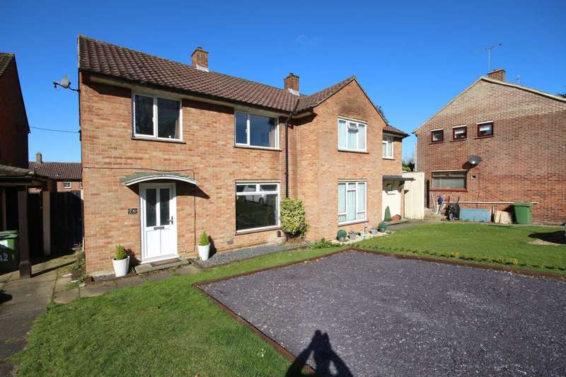 3 Bedrooms Semi Detached House for sale in Parkland Drive, Bracknell