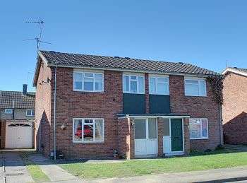 3 Bedrooms Semi Detached House for sale in Holmes Way, Paston, Peterborough, PE4 7XZ