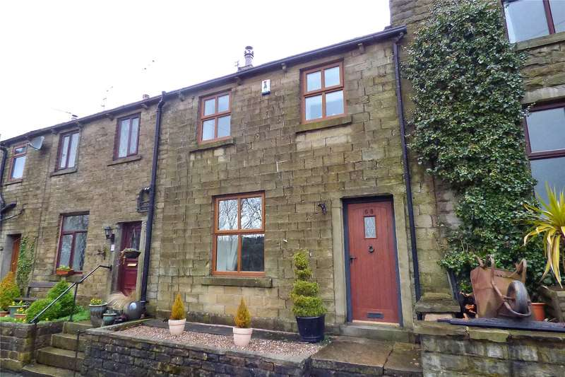 2 Bedrooms Terraced House for sale in Todmorden Road, Bacup, Lancashire, OL13