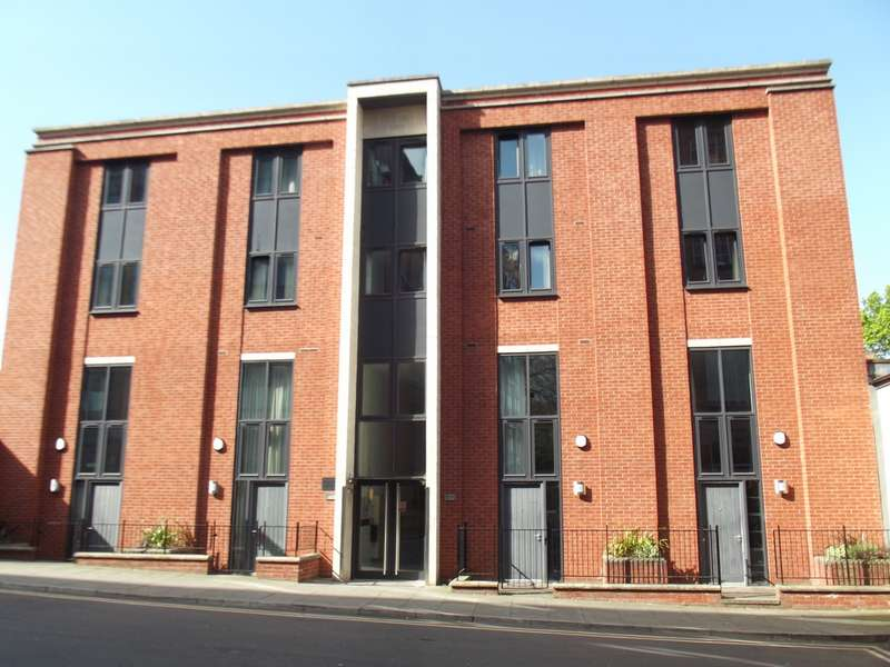 1 Bedroom Apartment Flat for sale in Hockley House, Woolpack Lane NG1