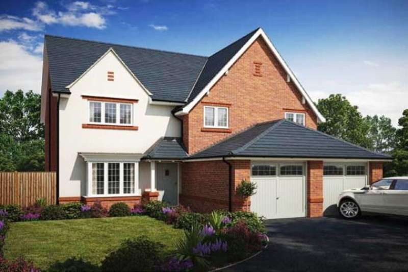 5 Bedrooms Detached House for sale in - Chipping - Preston Road, Grimsargh, Preston, PR2