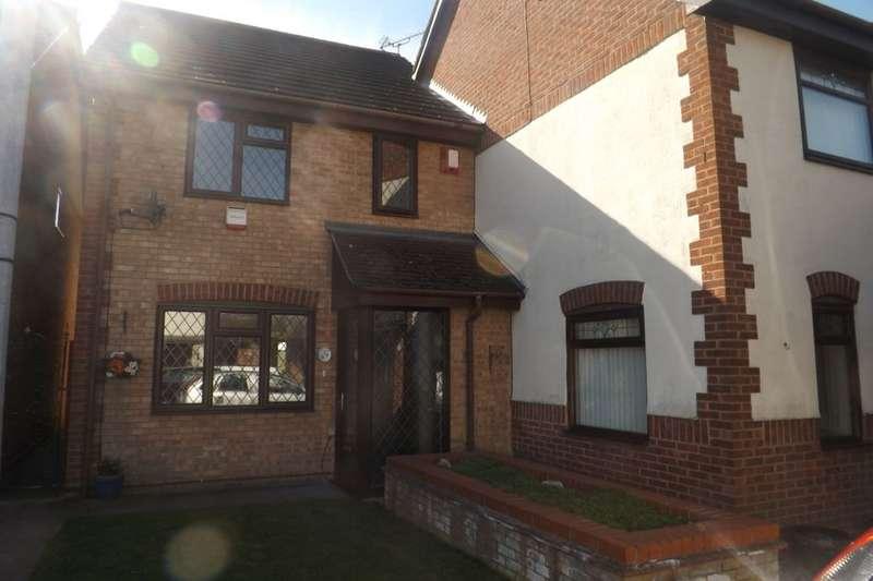 3 Bedrooms Semi Detached House for sale in Milton Way, Houghton Regis, Dunstable, LU5