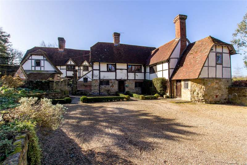 6 Bedrooms Detached House for sale in Henley Down, Catsfield