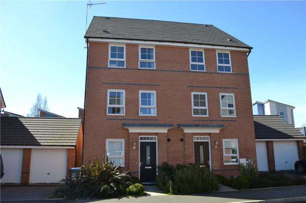 5 Bedrooms Semi Detached House for sale in Canal View, Coventry, West Midlands