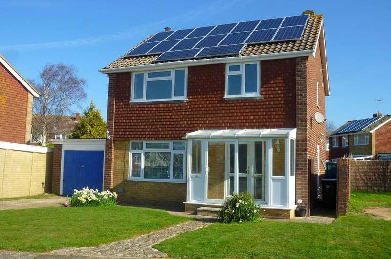 3 Bedrooms Detached House for rent in Oxford Drive, West Meads, Bognor Regis