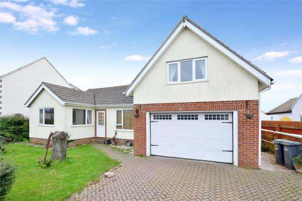 4 Bedrooms Detached House for sale in Mudstone Lane, Brixham, Devon