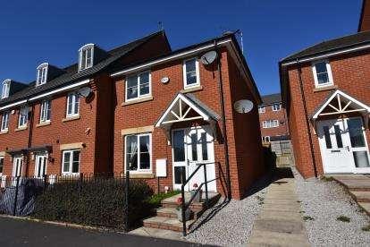 3 Bedrooms End Of Terrace House for sale in Seven Trees Avenue, Little Harwood, Blackburn, Lancashire