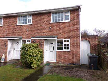 2 Bedrooms Terraced House for sale in Orchard Way, Syston, Leicester, Leicestershire