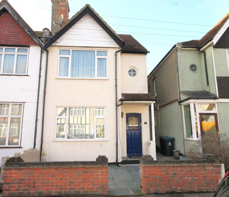 5 Bedrooms Semi Detached House for sale in Mount Road, New Malden