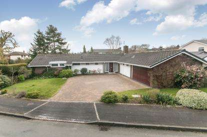 4 Bedrooms Bungalow for sale in Audley Crescent, Chester, Cheshire, CH4