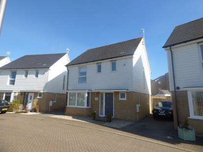 3 Bedrooms Detached House for sale in Hambledines, Redhouse Park, Milton Keynes, Bucks