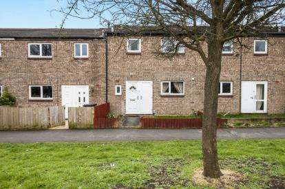 3 Bedrooms Terraced House for sale in Kirkstall Close, Toothill, Swindon, Wiltshire