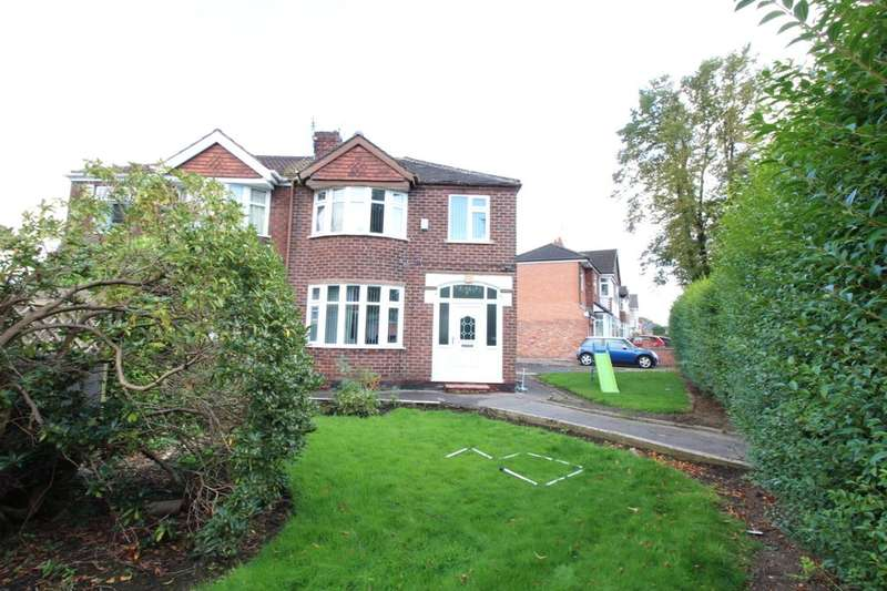 3 Bedrooms Semi Detached House for sale in Edale Road, Stretford, Manchester, M32