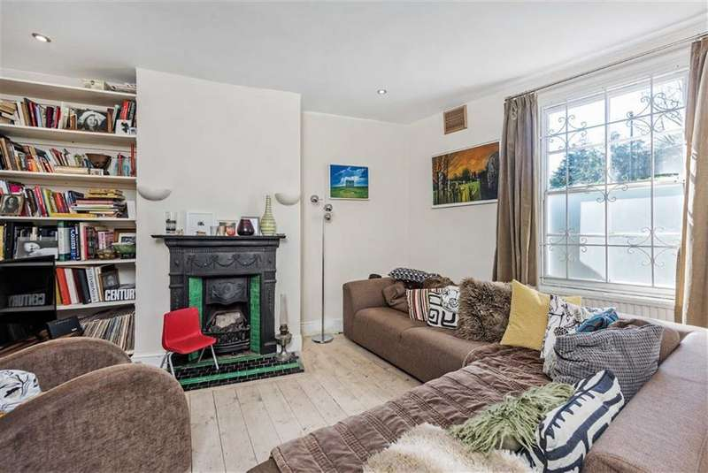3 Bedrooms End Of Terrace House for sale in Lyham Road, Brixton, London, SW2