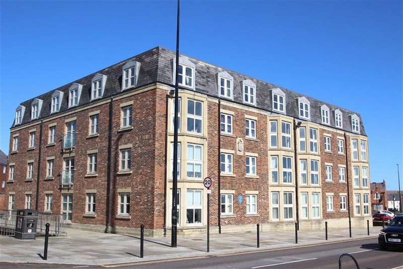 2 Bedrooms Apartment Flat for sale in Winslow Court, Cullercoats, Tyne & Wear, NE30