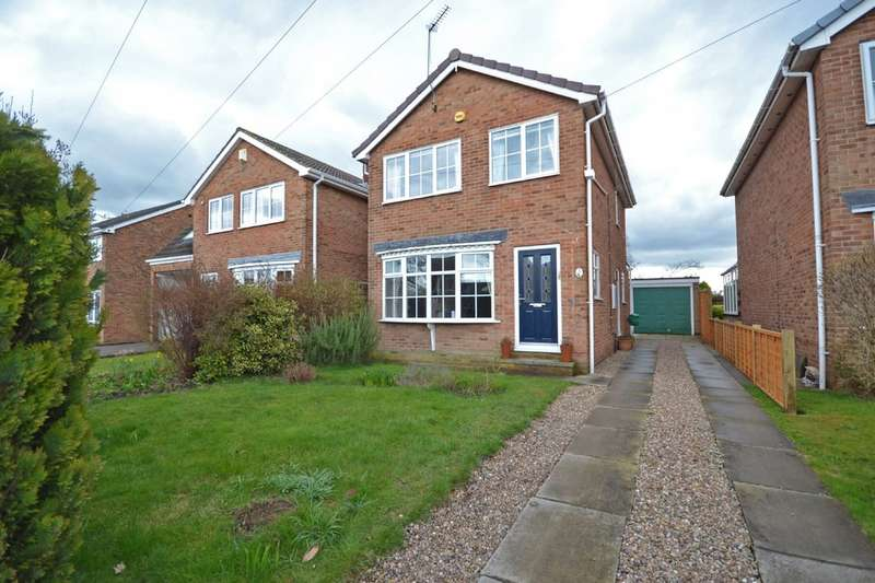 3 Bedrooms Detached House for sale in Swift Way, Wakefield