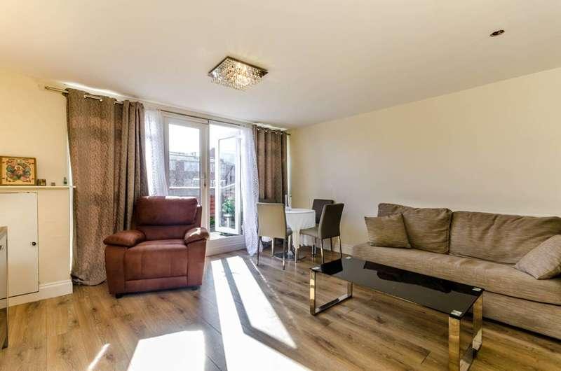 1 Bedroom Flat for sale in Sadler Close, Mitcham, CR4