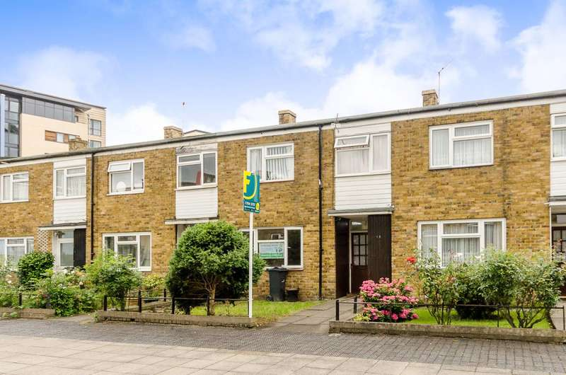 4 Bedrooms Terraced House for sale in St Matthews Road, Brixton, SW2