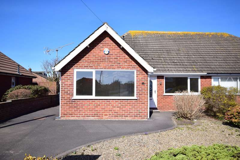 2 Bedrooms Semi Detached Bungalow for sale in Deal Place, Lytham St Annes, FY8