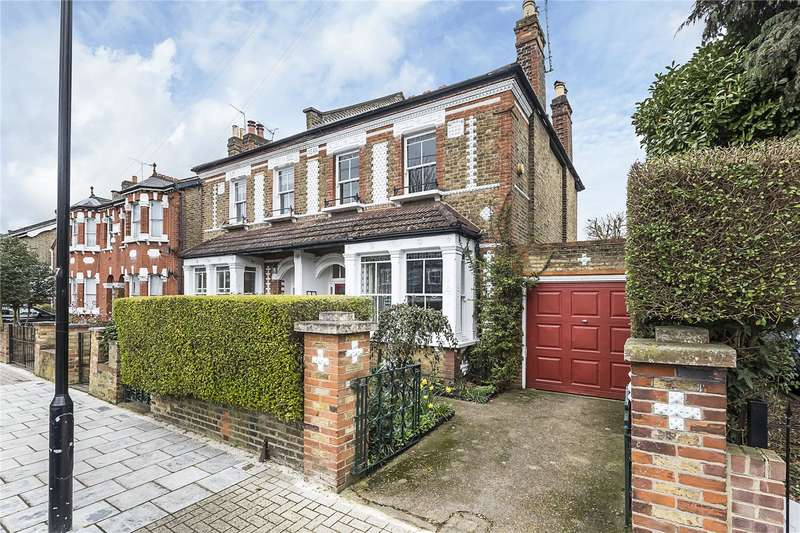 4 Bedrooms Semi Detached House for sale in St. Stephens Road, Hounslow, TW3