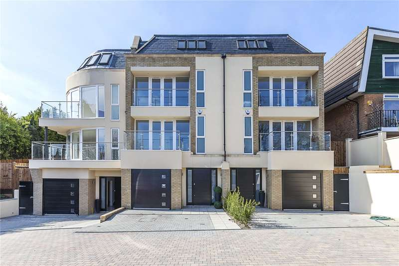 5 Bedrooms Terraced House for sale in Thackeray Close, London, SW19