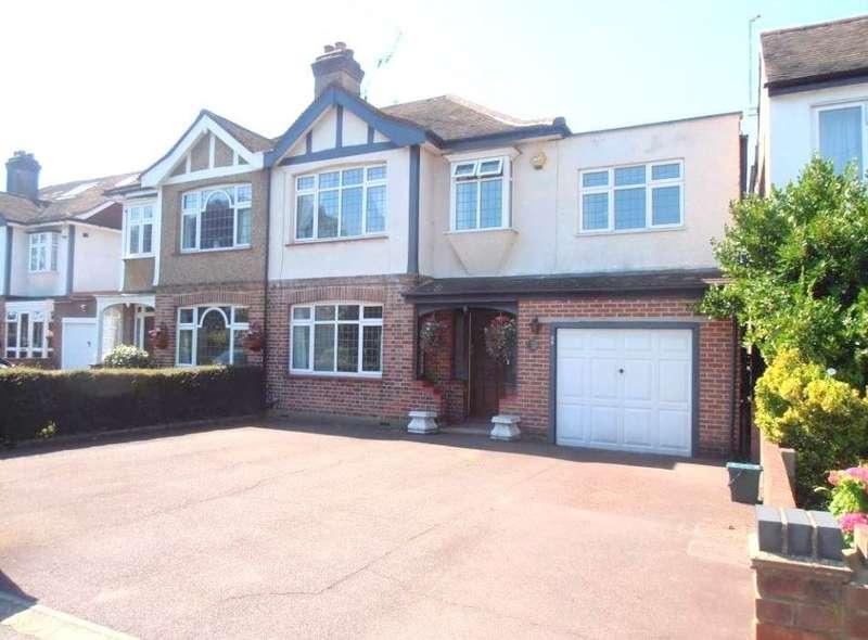 5 Bedrooms Semi Detached House for sale in Fordbridge Road, Ashford, TW15