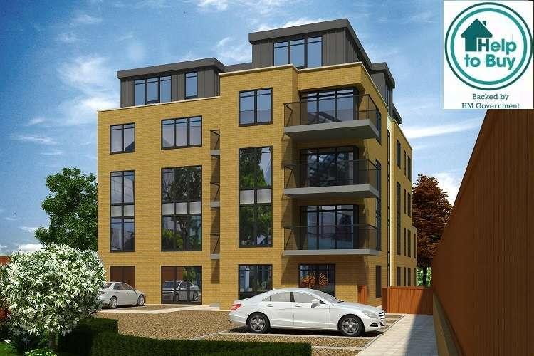 2 Bedrooms Flat for sale in Eltham Road Lee SE12