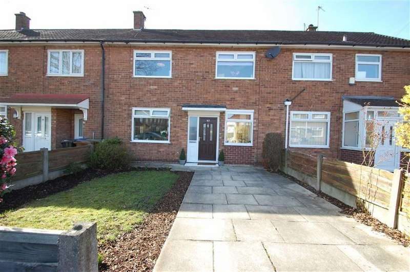 3 Bedrooms Terraced House for sale in Rushton Drive, Bramhall, Cheshire