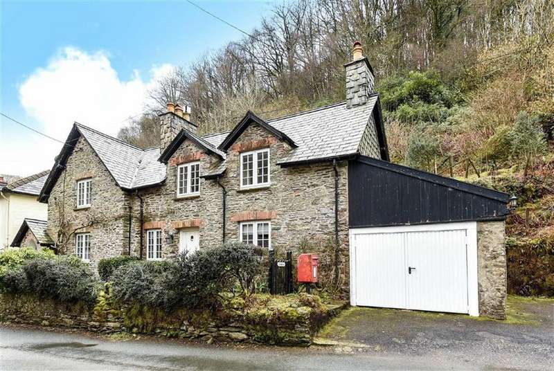 3 Bedrooms Detached House for sale in Rockford, Brendon, Lynton, Devon, EX35