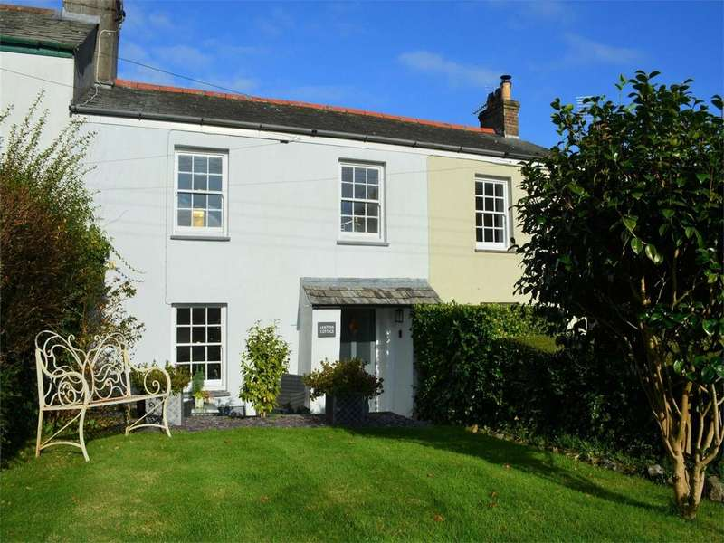 3 Bedrooms Terraced House for sale in Charlestown Road, CHARLESTOWN, Cornwall