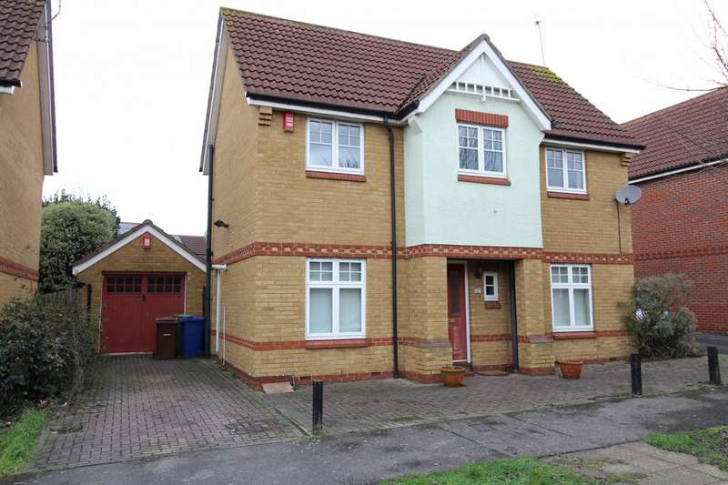3 Bedrooms Detached House for sale in Newburgh Road, Grays, Essex, RM17