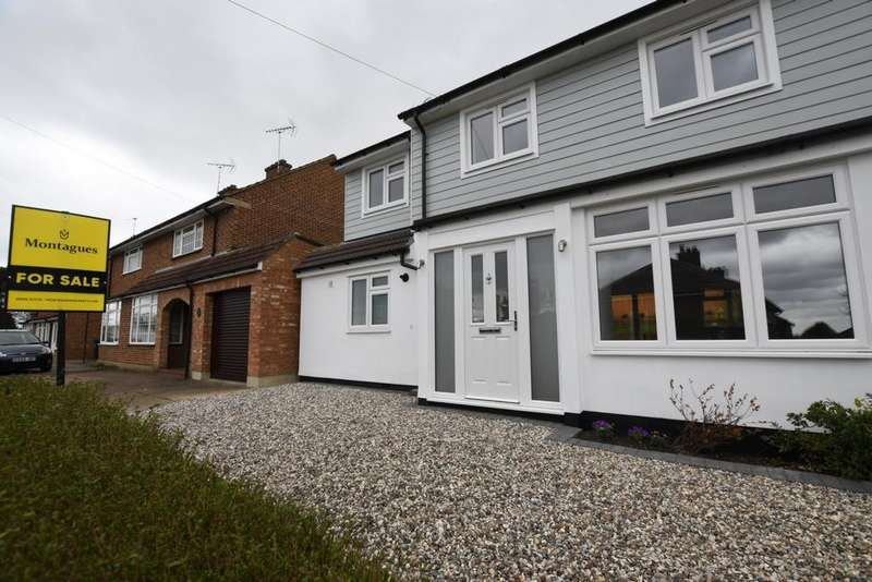 4 Bedrooms Semi Detached House for sale in Western Avenue, Epping, CM16
