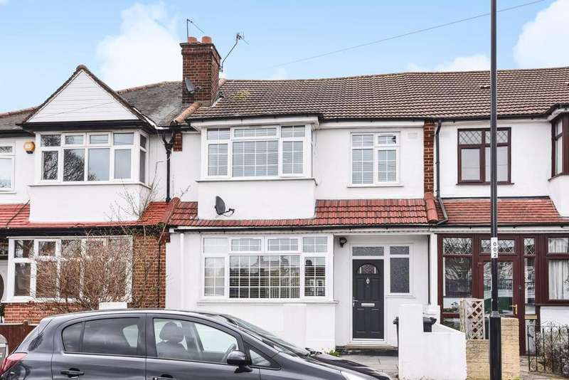 3 Bedrooms Terraced House for sale in Oakhill Road, Norbury
