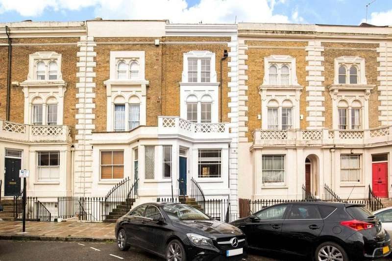 4 Bedrooms Terraced House for sale in Grafton Terrace, Kentish Town, London, NW5