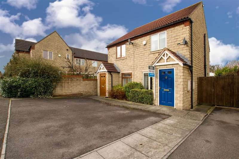 2 Bedrooms Semi Detached House for sale in Oak Tree Close, Wickersley, Rotherham