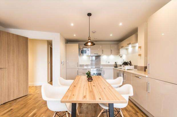 3 Bedrooms Apartment Flat for sale in Arc House 16 Maltby Street, London, SE1
