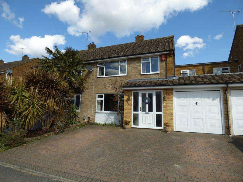 4 Bedrooms Semi Detached House for sale in Salisbury Avenue, Swanley