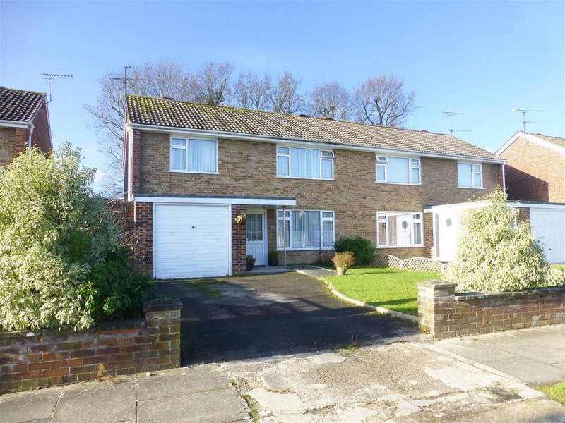 3 Bedrooms Semi Detached House for sale in Furnace Green