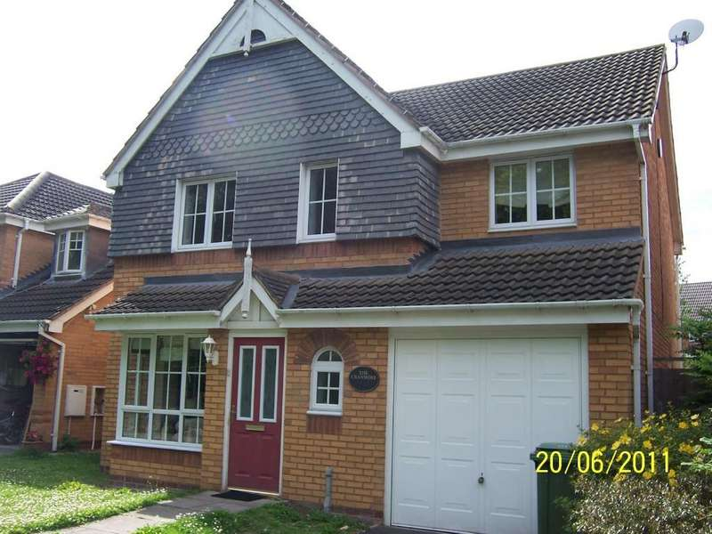 4 Bedrooms Detached House for sale in Skey Drive, The Shires