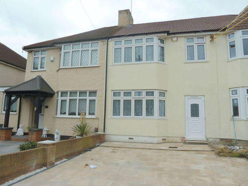 3 Bedrooms Terraced House for sale in College Road, Hextable