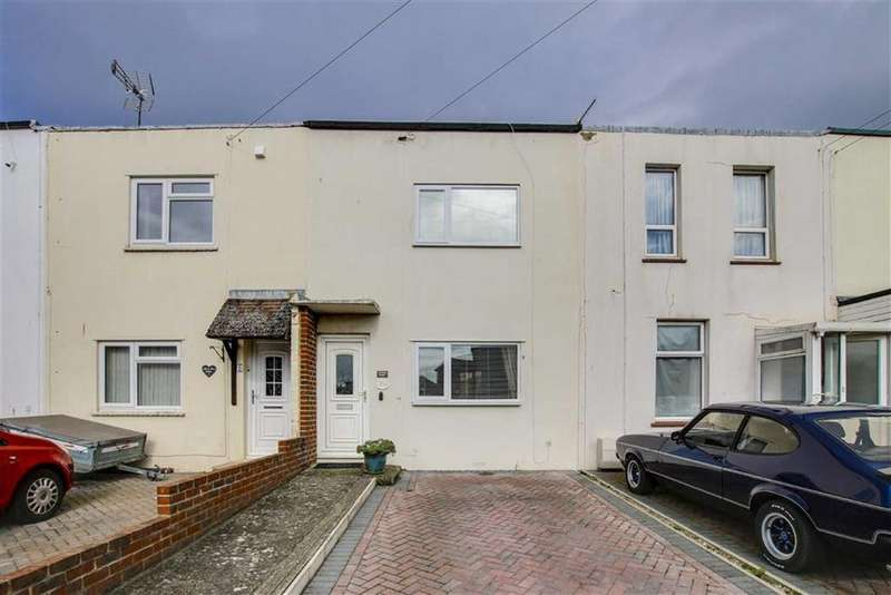 2 Bedrooms Terraced House for sale in Lewis Close, Denton, Newhaven