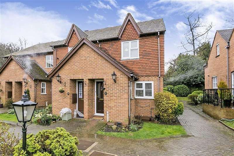2 Bedrooms End Of Terrace House for sale in Lakeside, Epsom, Surrey