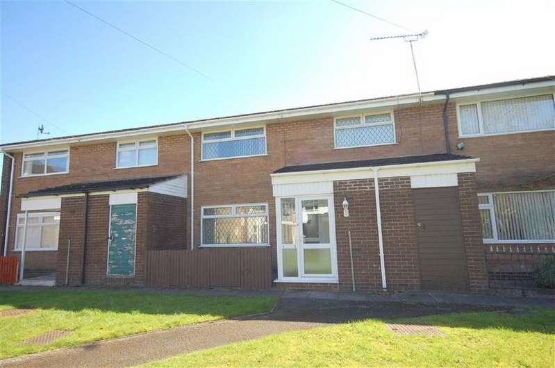 3 Bedrooms Mews House for sale in Singleton Avenue, Crewe
