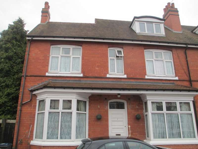 7 Bedrooms Terraced House for rent in Doris Road, Sparkhill